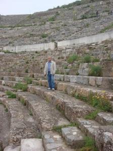 Anfiteatro de Éfeso