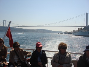 Ponte em Istambul