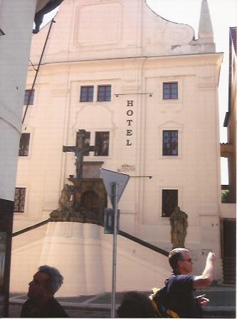 Hotel igreja