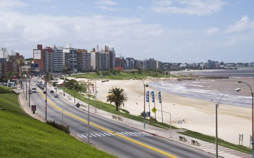 Rio da Prata e as Ramblas