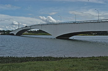 Ponte H. Guimarães