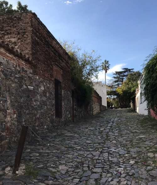 Primeiras ruas