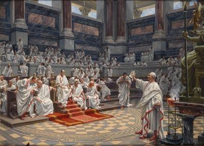 Cícero no Senado