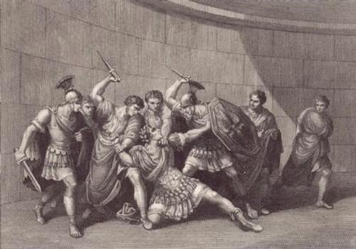 Assassinato de Calígula
