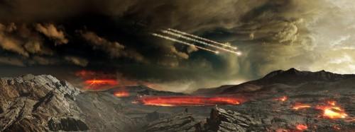 Meteoros Nasa